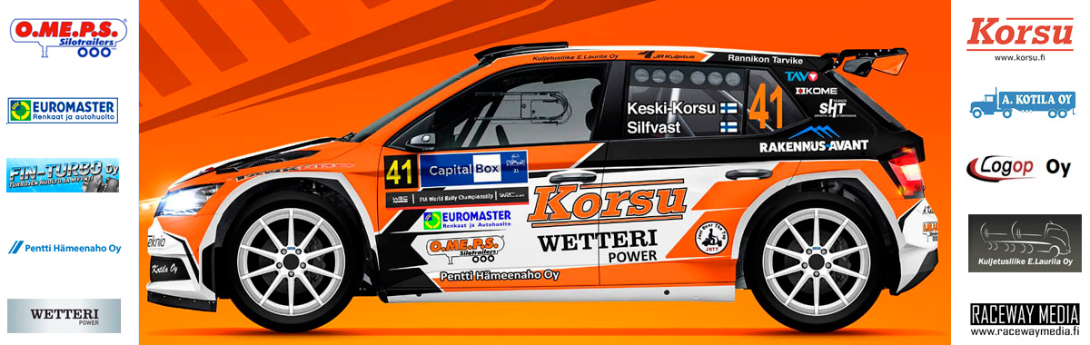 Korsuracing -